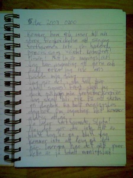 Bloggboken, sidan 3