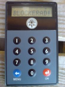 Kod-dosa från Swedbank: Blockerad!