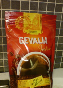 Gevalia Instant Coffee