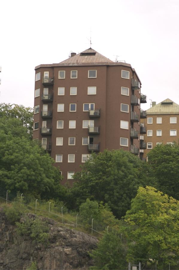 Hatten - Fula hus