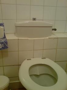 Fransk toalett