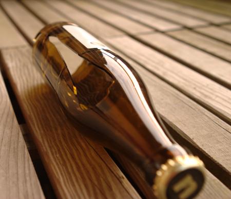 Ölen frös ihjäl, eller bröt sig ut och rymde med vilje - ingen vet...