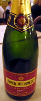 Piper Heidsiek Brut
