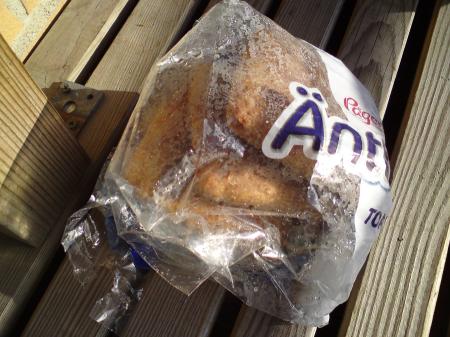 Det saknade brödet: Tre goda kvadrater i en påse