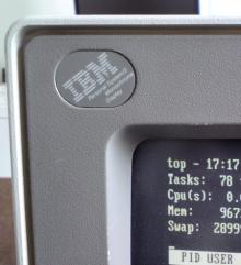 IBM Personal System/2 Monochrome Monitor