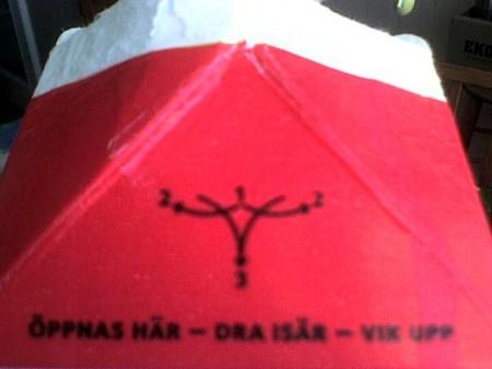 Symbolen är misstänkt lik en vulva