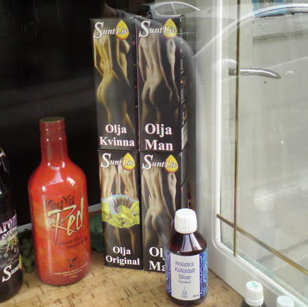 Olja kvinna, olja man och olja original