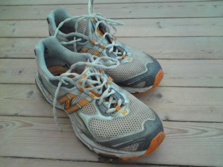 På lördag ska de gamla skorna få sig en sista omgång