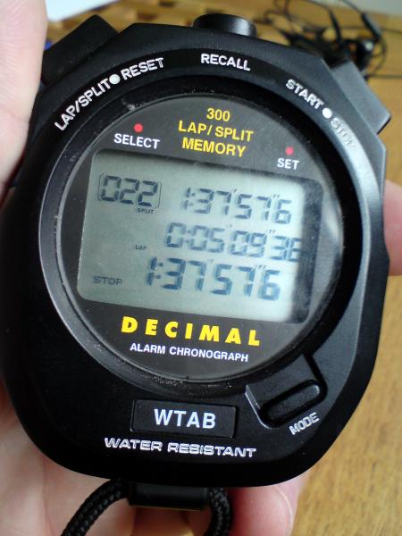 1:37:57.61 på Göteborgsvarvet