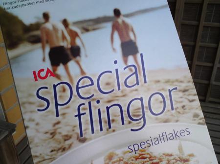 ICA Specialflingor