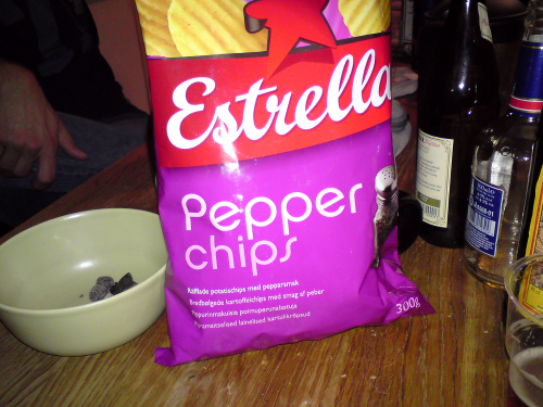 Estrella Pepper chips