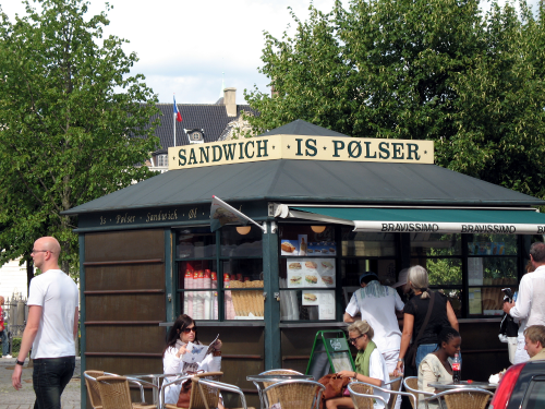 Sancwich is pölser