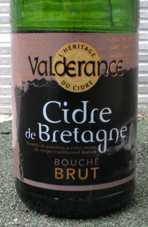 Valderance - Cidre de Bretagne