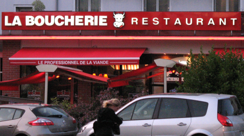 La Boucherie - Restaurant