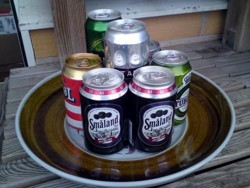 Ett fat med öl - Fatöl