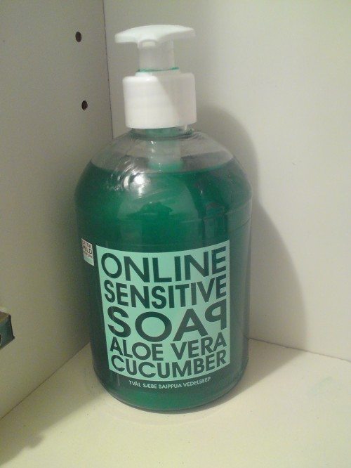 Online Sensitive Soap