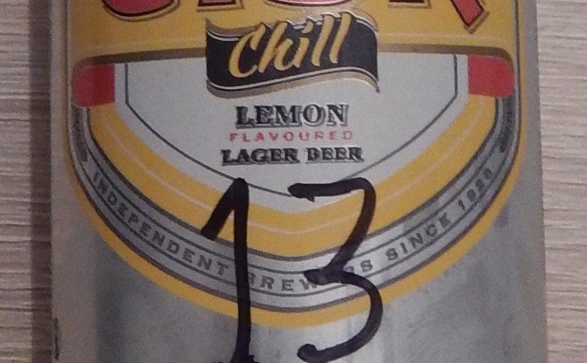 Lucka 13 – Ċisk Chill Lemon